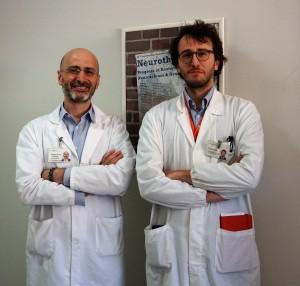 Diego Centonze e Mario Stampanoni Bassi